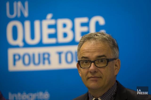 Le ministre de la Santé et des Services... (Photo Andre Pichette, La Presse)