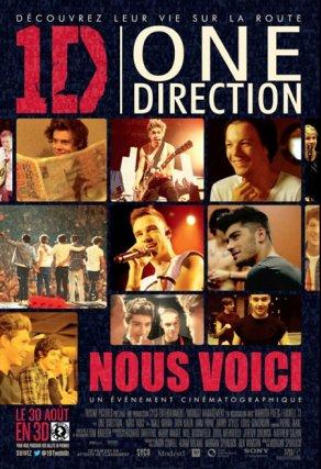 One Direction - Nous voici