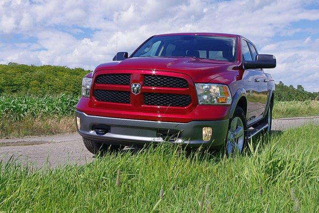 RAM 1500 Outdoorsman 2013