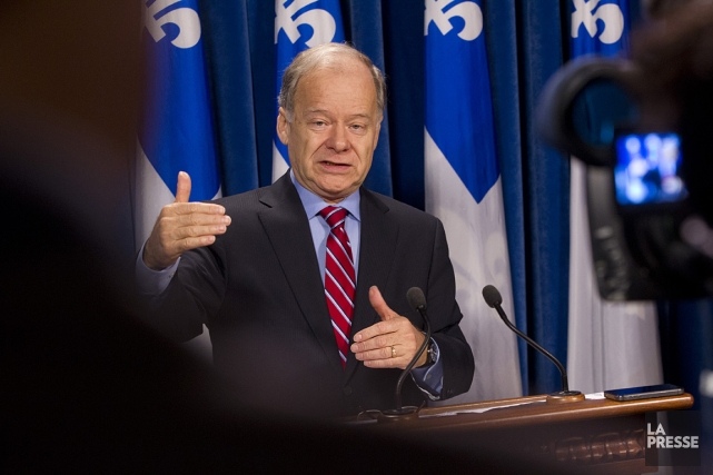 L'ex-ministre Raymond Bachand.... (PHOTO IVANOH DEMERS, ARCHIVES LA PRESSE)
