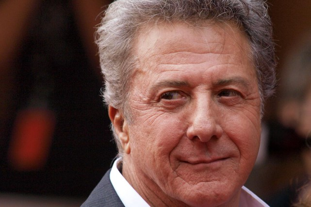 Dustin Hoffman... (PHOTO ARCHIVES AFP)
