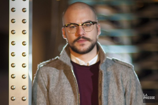 Marc-André Grondin... (Photo: André Pichette, archives La Presse)