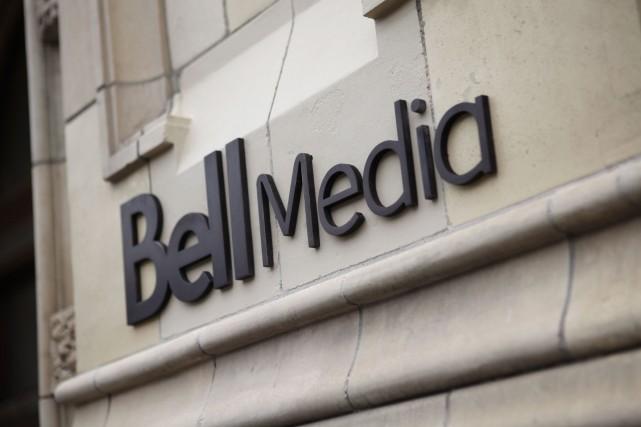 Bell Média (T.BCE) a décidé de mettre à pied au moins 72... (Photo Darren Goldstein, PC)