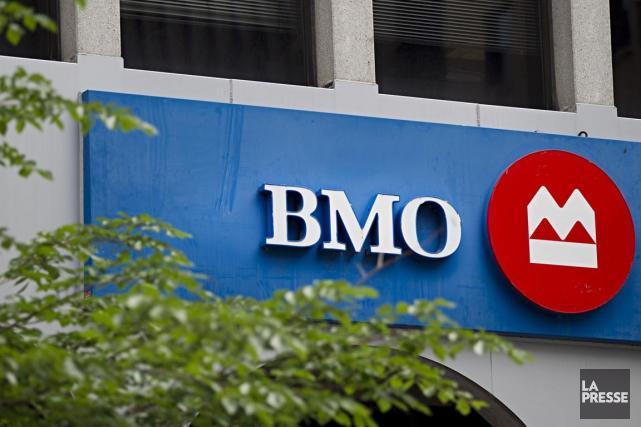 Le bénéfice ajusté de la BMO a été... (PHOTO ANNE GAUTHIER, ARCHIVES LA PRESSE)