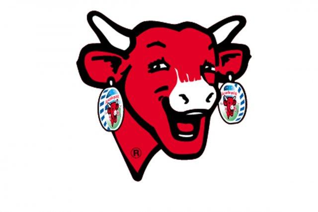 L'iconique vache au sourire éternel qui a fait la renommée du groupe Bel à... (ILLUSTRATION TIRÉE DE WIKIPÉDIA)