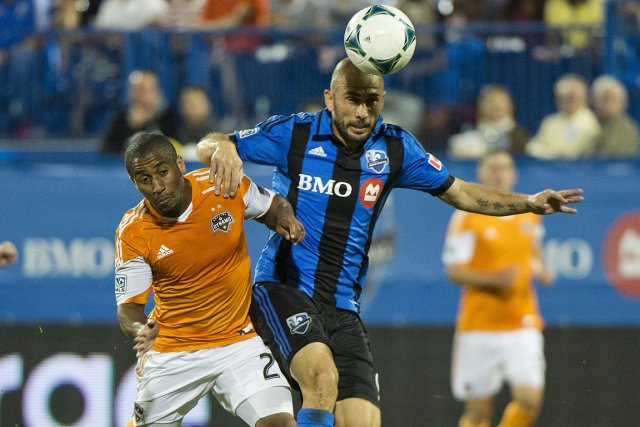 L'Impact a disputé samedi son meilleur match de... (Photo Graham Hughes, PC)