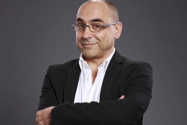 André Ducharme... (Fournie par V Télé)