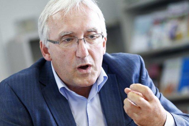Gaston Rioux, président de la Fédération des comités... (Photo Yan Doublet, Le SoleilGaston Rioux)