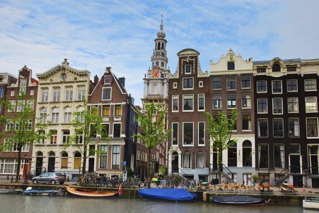Amsterdam, Pays-Bas... (Photos.com)