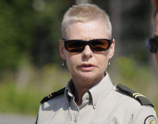 Hélène Nepton, porte-parole de la Sûreté du Québec... (Archives)