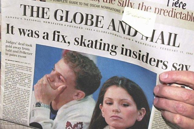 Le quotidien Globe and Mail a annoncé lundi qu'il offrait des... (Photo PC)