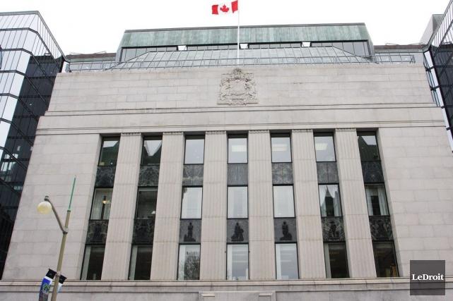 La Banque du Canada a annoncé mardi la nomination de Line Rivard au poste de... (Photo Étienne Ranger, Archives Le Droit)
