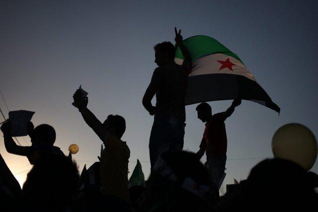 Les États-Unis étaient prêts mardi à mener une action militaire contre la Syrie... (Photo Mohammad Hannon, AP)