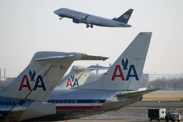 American Airlines, Alitalia, Varig et TAM ont été... (Photo Andrew Harrer, archives Bloomberg)
