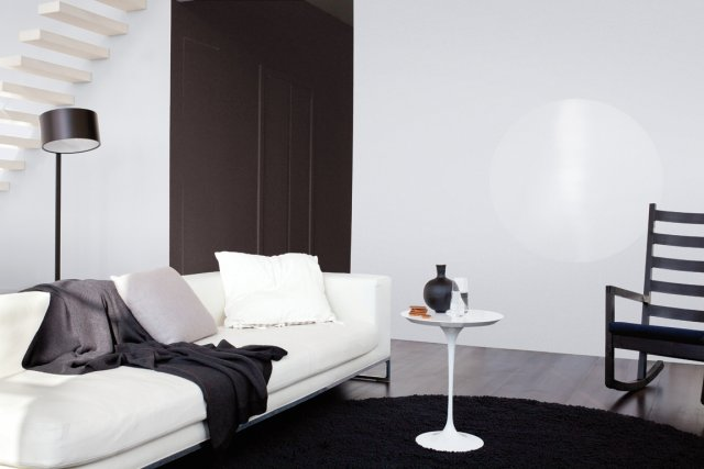 Comment choisir le bon blanc lucie lavigne conseils - Comment choisir couleur peinture salon ...