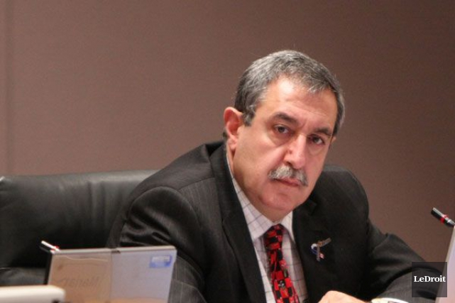 Le conseiller Eli El-Chantirypourrait encore une fois détenir... (Archives, LeDroit)