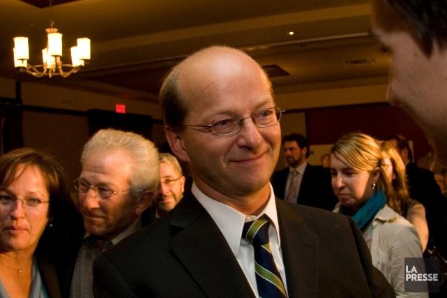 Claude Carignan a éténommé à la Chambre haute... (Photo archives La Presse)