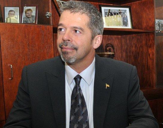 Le président du conseil d'arrondissement de Chicoutimi, Jacques Fortin, a été... (Archives)