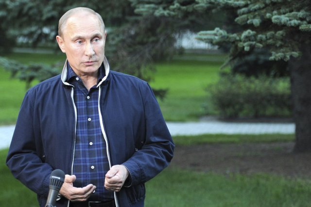 Vladimir Poutine a appelé Washington à fournir les... (Photo Alexei Nikolskyi, Reuters)