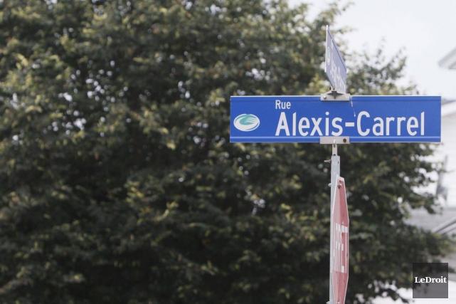 Je suis heureux du changement de nom des rues nazies à Gatineau. Dommage qu'on... (Simon Séguin-Bertrand, Archives LeDroit)