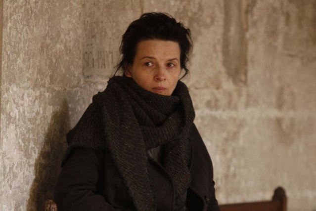 C'est Juliette Binoche qui a laissé un message téléphonique à Bruno Dumont.... (Photo fournie par Niagara Films)