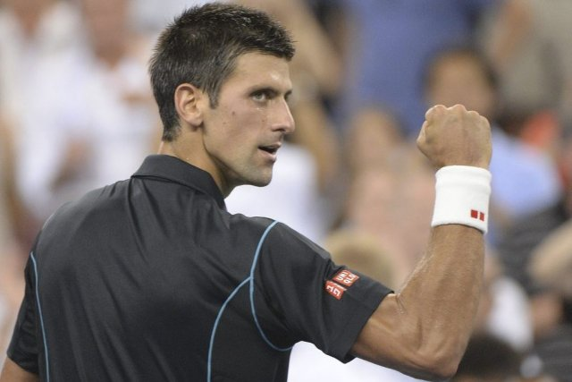 Novak Djokovic a remporté les Internationaux des États-Unis... (PHOTO EMMANUEL DUNAND, AFP)