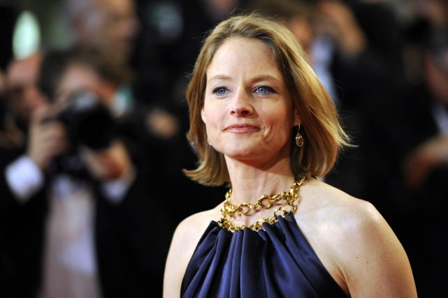 Jodie Foster... (Photo: archives AFP)