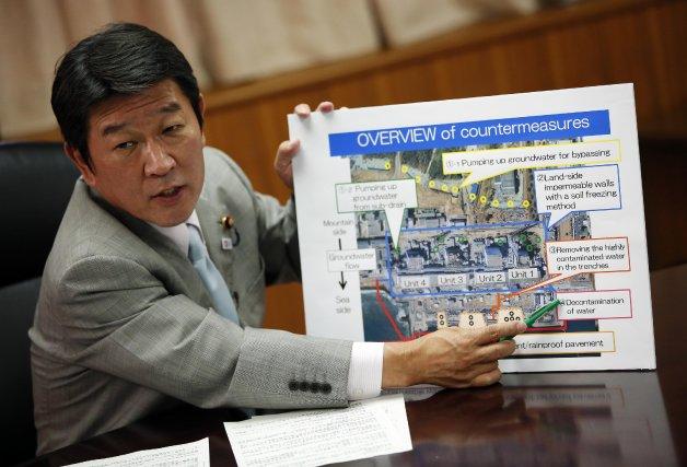 jo de 2020 tokyo se veut rassurante sur fukushima stephen wade olympisme. Black Bedroom Furniture Sets. Home Design Ideas