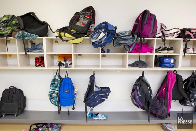Le gouvernement Marois fait volte-face et accuse les commissions scolaires de... (Photo: Alain Roberge, La Presse)