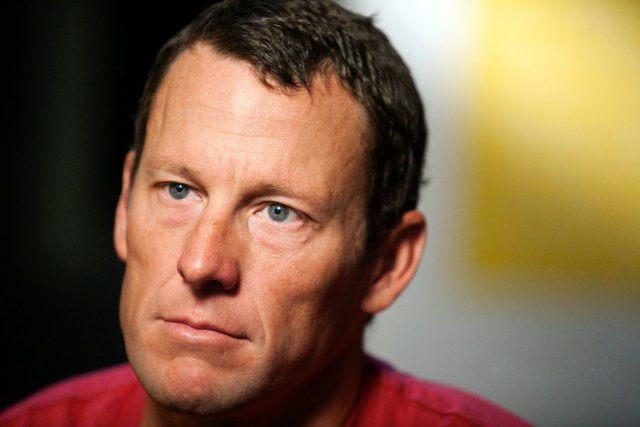 Lance Armstrong... (Associated Press)