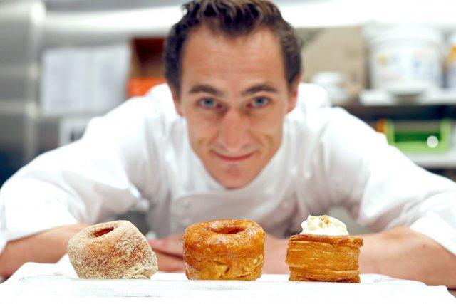 Le nouveau chef des cuisinesdu Fairmont Le Château... (Le Soleil, Yan Doublet)