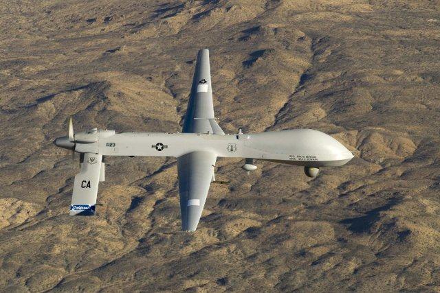 Les attaques de drones américains suscitent de fortes... (Photo Reuters)