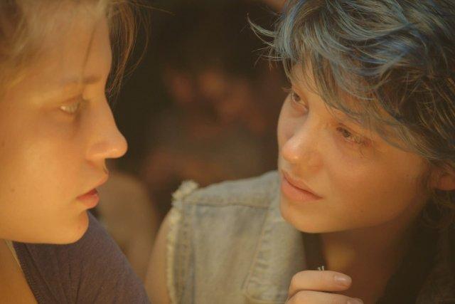 Une scène tirée du filmLa vie d'Adèle.... (Photo Le Droit)