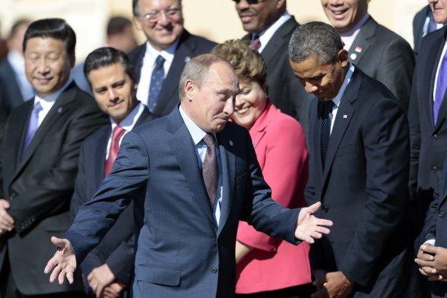 «La conversation a été constructive, significative, cordiale. Chacun... (Photo AP)