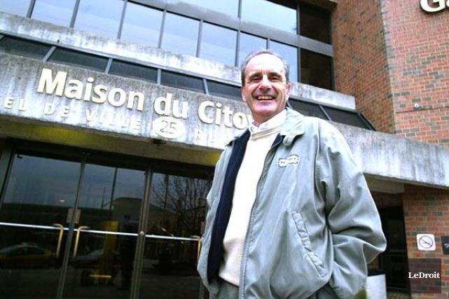 Michel Légère... (Archives LeDroit)