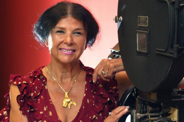 Alanis Obomsawin... (PHOTO FRANK GUNN, PC)