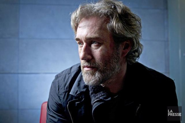 Roy Dupuis... (Photo: Olivier Jean, archives La Presse)