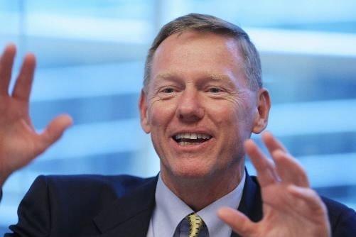 «J'aimerais mettre un terme aux spéculations sur Microsoft... (Photo: Bloomberg)