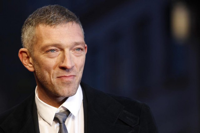 Vincent Cassel... (PHOTO LUKE McGREGOR, REUTERS)