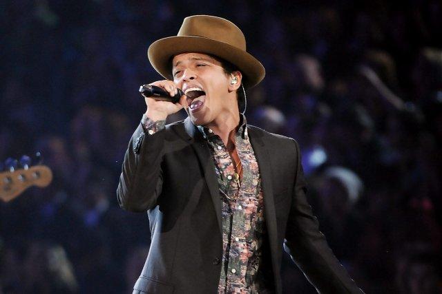 Bruno Marsest une des vedettes de l'heure de... (Photo Evan Agostini, AP)