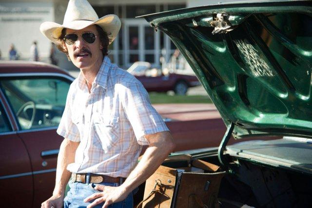 Matthew McConaughey devrait obtenir une nomination aux Oscars... (Photo: fournie par Remstar)