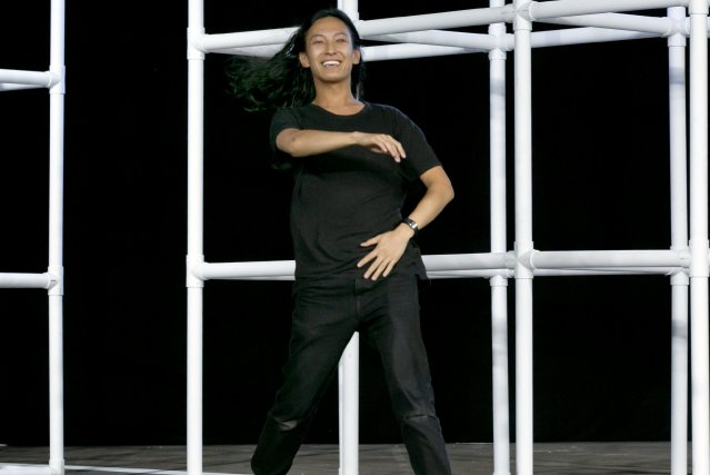 Le designer Alexander Wang.... (Photo Richard Drew, AP)