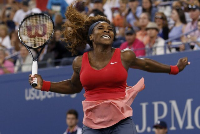 Serena Williams a remporté un 17e tournoi du... (Photo: Reuters)