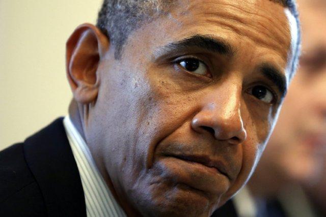 Barack Obama doit rencontrer les sénateurs démocrates mardi... (Photo: Reuters)