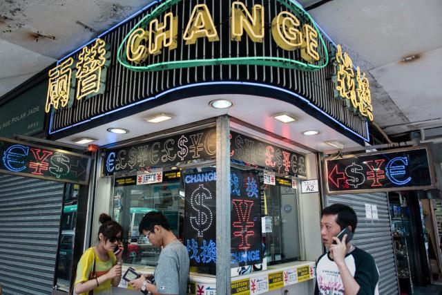 Redoutant d'éventuels désordres sociaux, le gouvernement chinois a... (Photo AFP)