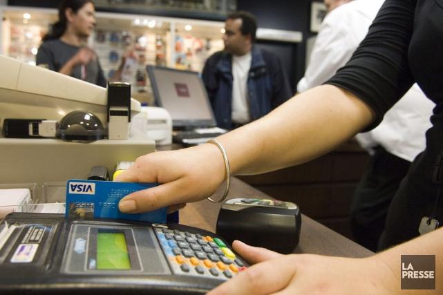 Les ventes au détail ont augmenté de 0,5% pour s'établir à 41 milliards de... (PHOTO ARCHIVES BLOOMBERG)