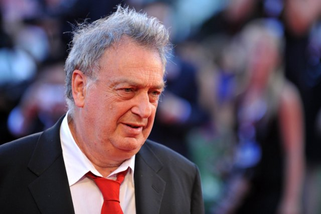 Stephen Frears... (Photo: archives AFP)