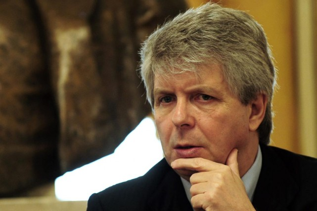 Stéphane Lissner... (Photo: archives AFP)