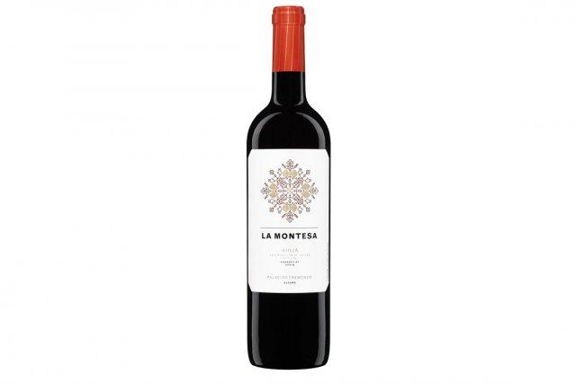 Très beau vin rouge de la Rioja, de facture moderne, d'une couleur...