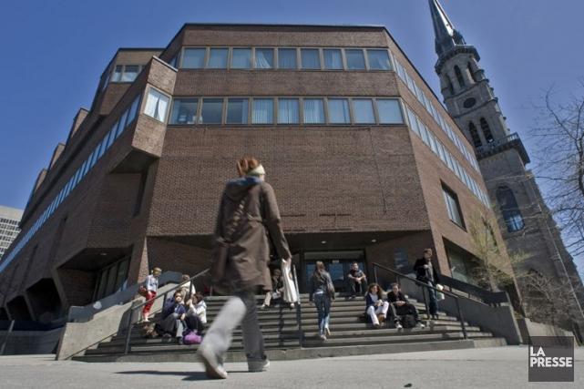 Le démantèlement proposé du réseau de l'Université du... (Photo: Patrick Sanfaçon, archives La Presse)